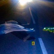 На Франківщині автівка збила насмерть пішохода(ФОТО)
