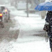 Дощ зі снігом: синоптики розповіли, якою буде погода на вихідні