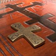 Колекцію старовинних натільних хрестів зібрав прикарпатський капелан