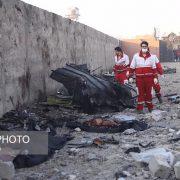 В Ірані розбився літак МАУ, ніхто не вижив