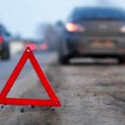 Неподалік Франківська автівка збила пішохода