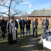 На Косівщині сільська амбулаторія отримала спецавтомобіль
