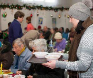 Різдво для бідних і бездомних: у Франківську влаштують теплий обід