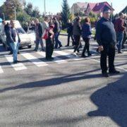 Сьогодні на Прикарпатті люди знову перекриють дорогу «Мукачеве-Івано-Франківськ-Львів»