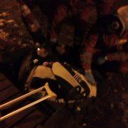 У сквері на Вічевому майдані двоє чоловіків напились до втрати свідомості (ФОТО)