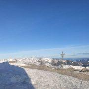 На горі Піп Іван – мороз та сніг. ФОТО