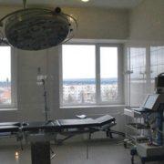 У Богородчанській районній лікарні почали робити складні операції на печінці