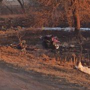 Подробиці автотрощі на Пикарпатті: водій легковика у вкрай важкому стані (ФОТО)