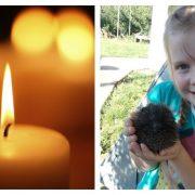 Померла 10-річна Оля Ящишин з Калуша, яка боролася з лейкемією