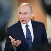 Путін хоче записати особливий статус Донбасу до Конституції України
