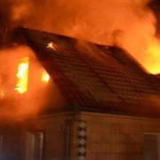 Побив та намагався спалити: стали відомі подробиці пожежі у Ворохті. ВІДЕО