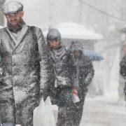 Сьогодні в Україні різко вдарять морози − синоптики
