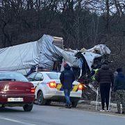 Вилетіла з траси та розбилась: на Львівщині сталась моторошна аварія (фото)