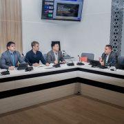 Франківські чиновники з китайськими партнерами обговорили будівництво розв'язки моста на Пасічну (ФОТО)