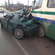 Постраждав 37-річний водій: поліція розповіла подробиці аварії, що трапилася у Ямниці. ФОТО