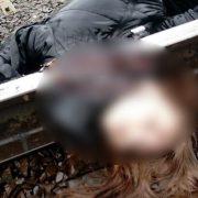 Залишила записку і лягла на колію: подробиці смерті 19-річної дівчини на Прикарпатті