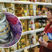 В Україні ціни на продукти злетять угору
