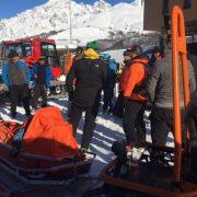 Українця знайшли мертвим після сходження лавини у горах Грузії