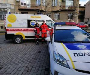Франківські патрульні перевірили, як водії пропустають карети швидкої з сиренами