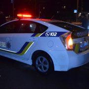 Нічна погоня: у Франківську шість екіпажів поліції ловили п'яного водія