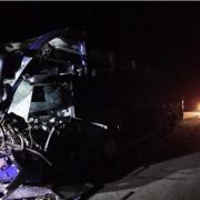 На трасі Київ-Одеса автобус зіткнувся з фурою – 17 постраждалих
