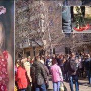 """""""Сотні небайдужих і почорнілі від горя батьки"""": У Запоріжжі попрощались з 8-річною Анею Ждан. """"Сльози лились рікою"""""""