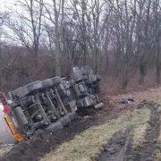 В аварії на трасі Київ-Чоп загинув водій з Івано-Франківщини (ФОТО)