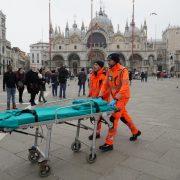"""В Італії очікують завершення піку епідемії """"максимум через 10 днів"""""""