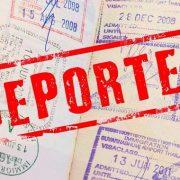 Від початку року з Прикарпаття депортували 22 іноземців