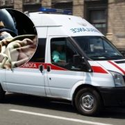 У Франківську в машині швидкої допомоги помер чоловік