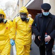 Дружина українця з коронавірусом заявила, що його стан погіршується, – ЗМІ