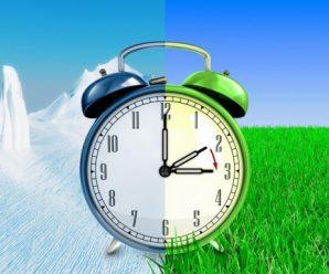 Перехід на літній час: коли в Україні переводять годинники та як адаптовуватися