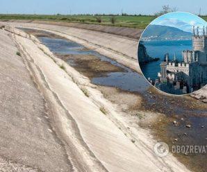 Заява Шмигаля про постачання води до Криму розлютило соцмережу: реакції