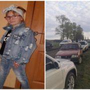 Пів тисячі людей шукали 6-річну Мілану Шевельову: її знайшли мертвою (ФОТО, ВІДЕО)