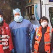 """""""З собою привезли те, що нам виділило МВС"""": український лікар в Італії розповів про умови відрядження"""