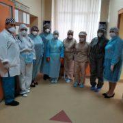 Комісія МОЗ не побачила помилок прикарпатських медиків при лікуванні COVID-19 (ФОТО, ВІДЕО)