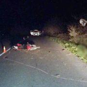 На Франківщині 27-річний мотоцикліст загuнув у ДТП (ФОТО)