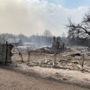 На Житомирщині вигоріло 4 тисячі гектарів лісу і десятки будинків, проводиться евакуація (відео)