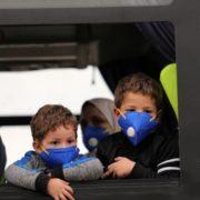 На Прикарпатті у чотирьох дітей діагностували коронавірус