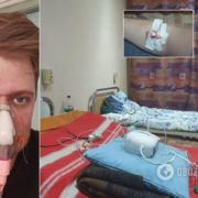 Підйом о 6:00, крапельниці та токсичні ліки. Історія 21-річного українця, який бореться з коронавірусом