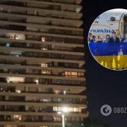 Мурашки по шкірі! Відео зустрічі українських медиків в Неаполі вразило мережу