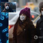 Коронавірус у повітрі: Комаровський сказав, як не заразитися