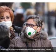 Коронавірус в Італії: сотня будинків для літніх людей працювала з порушеннями