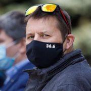 """Чехія скасовує """"масковий режим"""" на вулиці з 25 травня"""