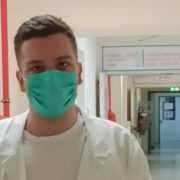 """""""Ми не виходили на зміни замість лікарів, а допомагали їм"""", – лікар з України розповів як боролись з COVID-19 в Італії (фото)"""