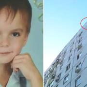 8-річний українець вистрибнув з вікна 9 поверху, рятуючись від батьків