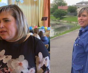 Вчителька з Коломиї схудла на 25 кілограмів, щоб піти з учнями в гори (відео)