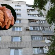 У Миколаєві з вікна викинулася пенсіонерка, яку не випускали з дому на карантині. 18+