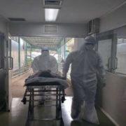 У франківській лікарні від коронавірусу померла жінка