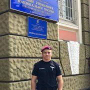 Франківський поліціянт переміг на Кубку світу з гирьового спорту